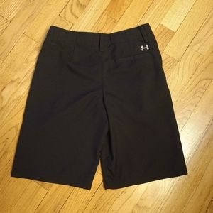 Under Armour Black Match Play Shorts